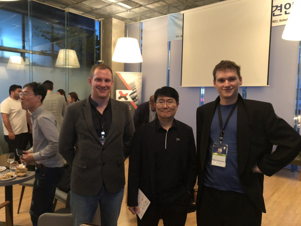 We Attended Block Seoul Conference in Seoul, South Korea