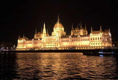 REPTILEHAUS AGENCY - Budapest Parliament Building