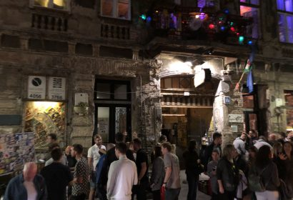 REPTILEHAUS AGENCY - Szimpla Kert - all work and no play