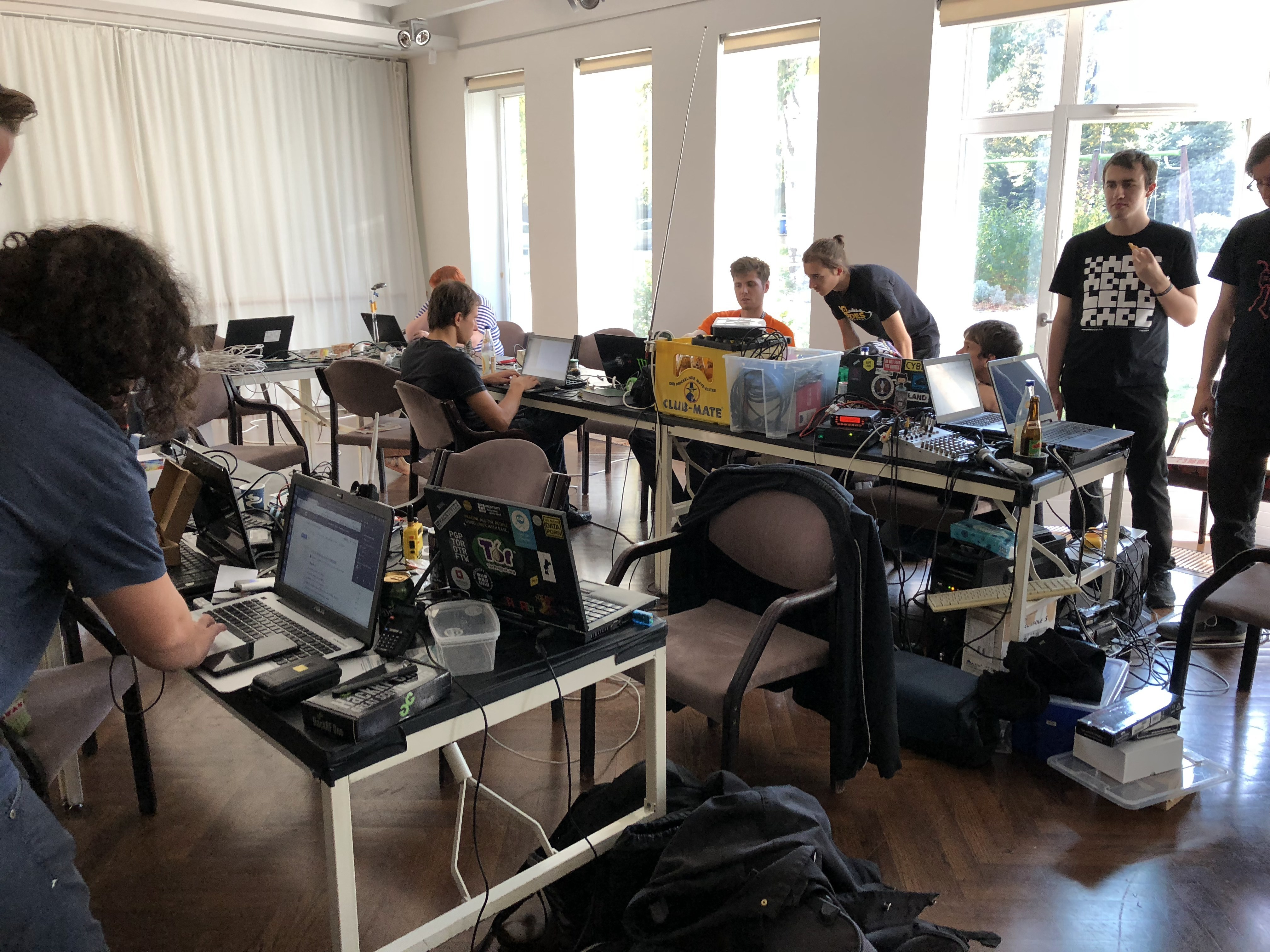 REPTILEHAUS at Hacktivity Budapest '18