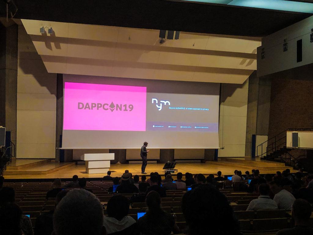 DAPPCON is back in Technische Universität Berlin and REPTILEHAUS was there too!